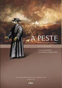 A PESTE v.1, n1 (2009)