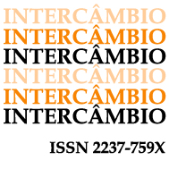 Intercâmbio. ISSN 2237-759x