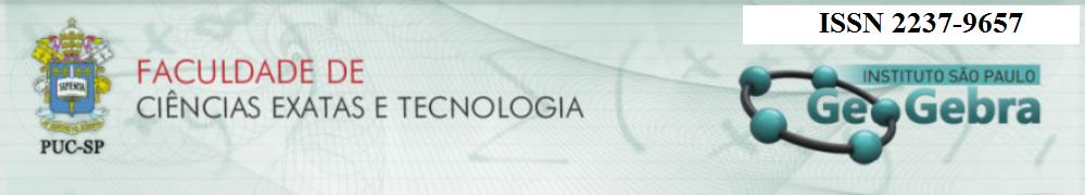 Revista do Instituto GeoGebra de São Paulo - ISSN 2237-9657