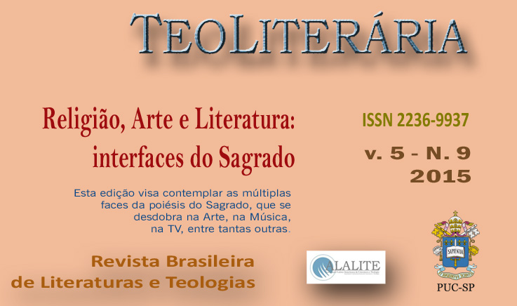 Religião, Arte e Literatura: interfaces do Sagrado