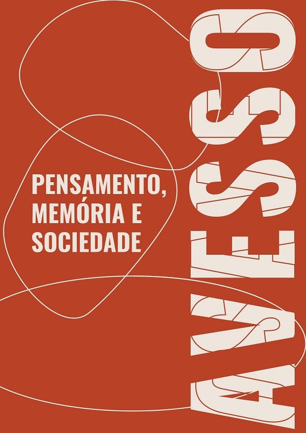 Capa da primeira edição da Revista Avesso: Pensamento memória e sociedade